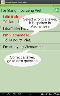 Vietnamese for Beginners- screenshot thumbnail