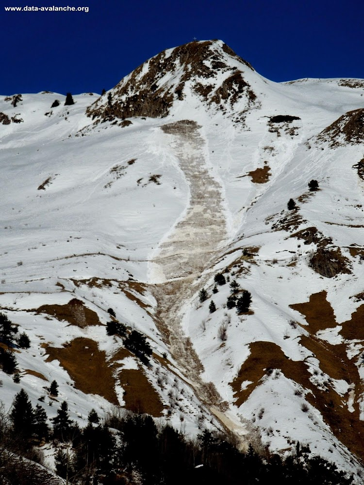 Avalanche Maurienne, secteur Cime de Lancheton - Photo 1
