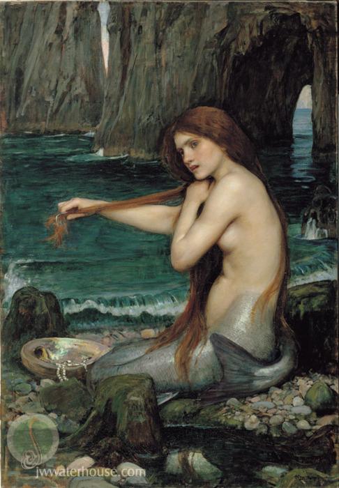 Mermaid Long Hairs, Mermaids