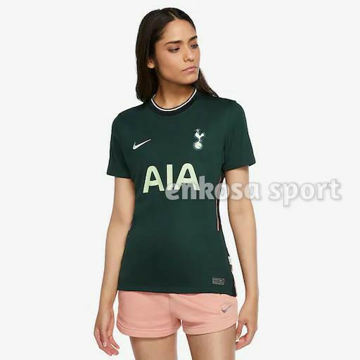 Jual Jersey Wanita Tottenham Away Musim 2020-2021