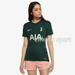 Jual Jersey Wanita Tottenham Spurs Away Musim 2020-2021