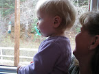 End of Week Diversion - the family joined me (Pikes Peak Cog Railroad)