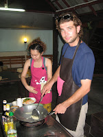 Teds demo - Asia Scenic Cooking Class - Chiang Mai