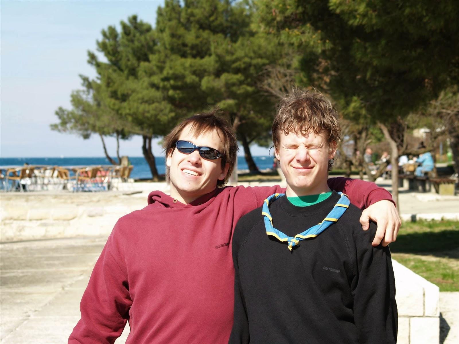 Motivacijski vikend, Lucija 2007 - P0105864.JPG