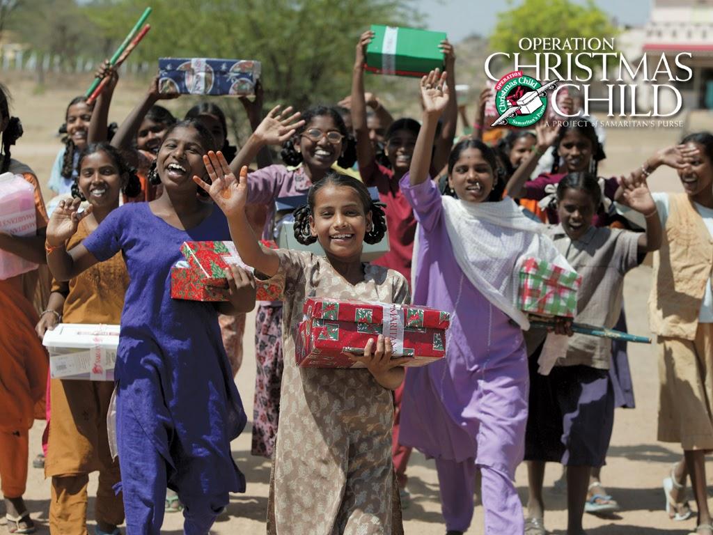 Simply CVS: CVS Shopping for Donations ~ Operation Christmas Child ...