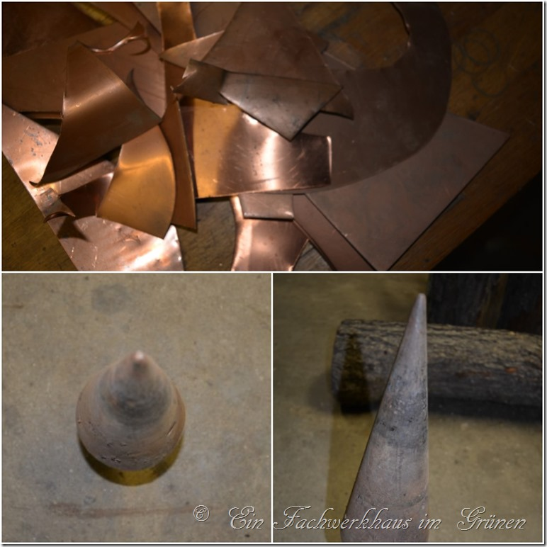 Kupfer, Hut