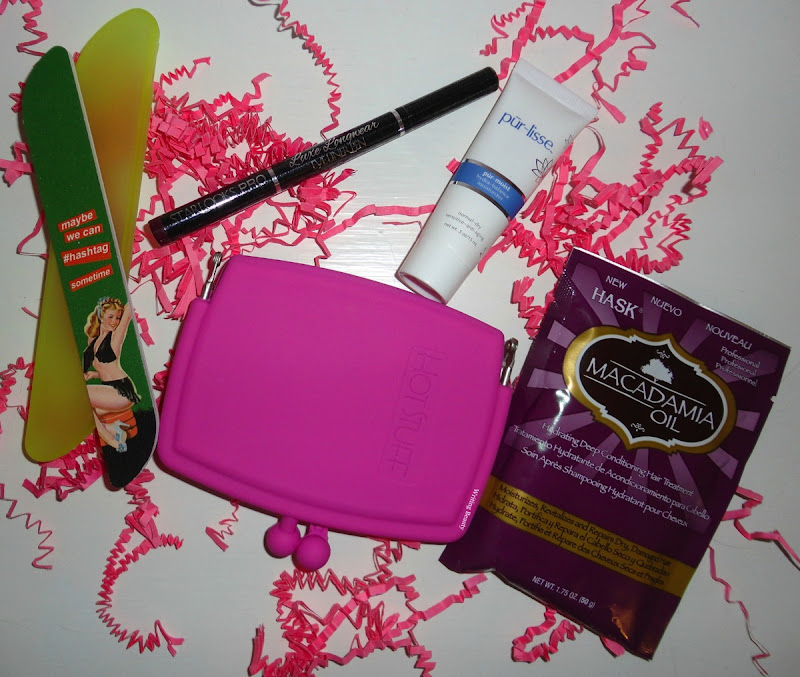August 2015 Beauty Box Five