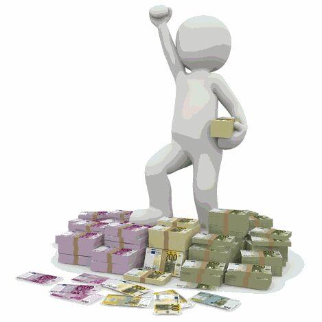 blogger sukses mendapatkan uang banyak
