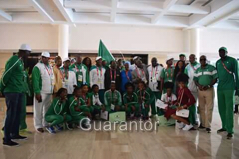 Commonwealth Games2018: Nigeria Finish 9th On The Medals Table