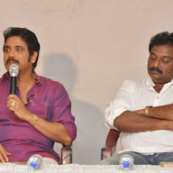 Nagarjuna Akhil Movie Press Meet