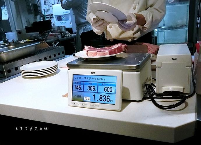 8 IKINARI steak いきなり ステーキ 立食牛排 海濱幕張