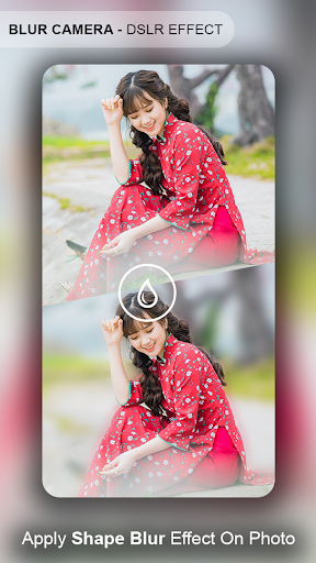 blur image background - blur shape editor app screenshot 3