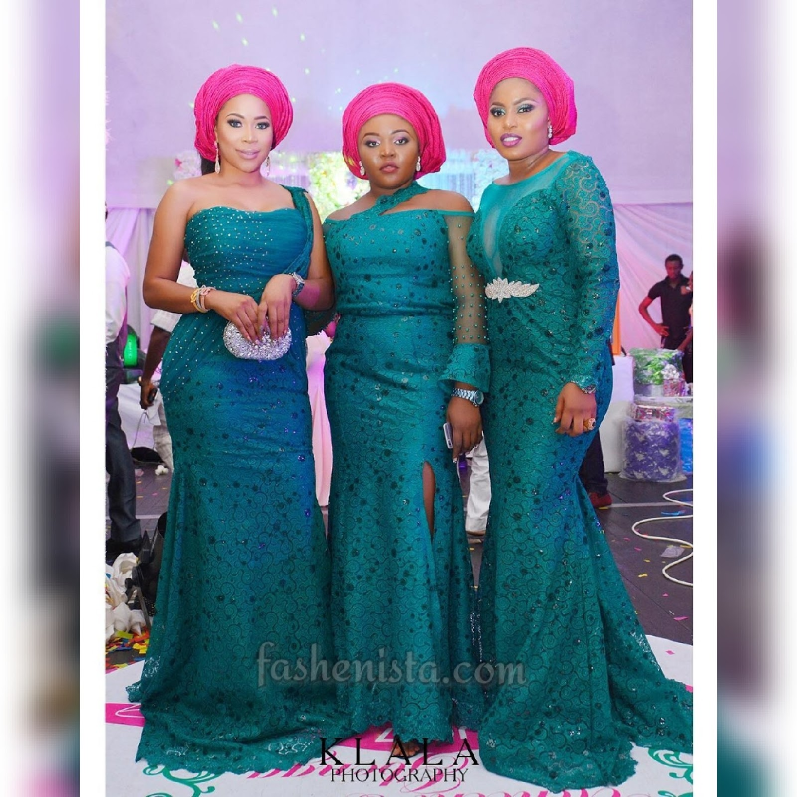 Ladies~What to wear to a wedding reception in Nigeria? | fashenista