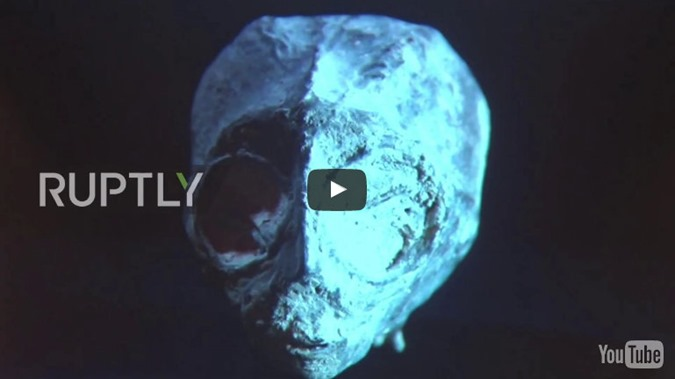 múmias extraterrestres encontradas no Peru são REAIS 01