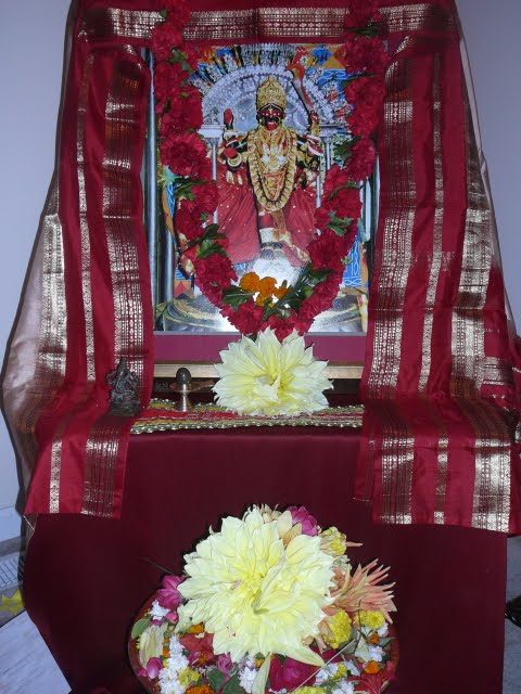 Mother Kali Showers Her Blessings.