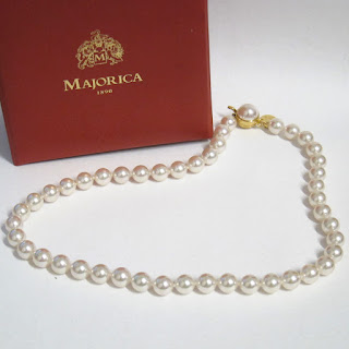 Majorica 1890 Pearl Necklace