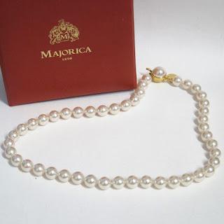 Majorica 1890 Pearl Necklace