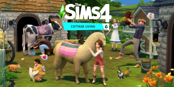  NEWS AND UPDATES  THE SIMS 4 COTTAGE LIVING IS FINALLY HERE!