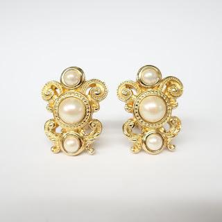 Christian Dior Earrings 2