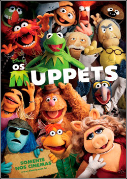 Download Filme Os Muppets – DVDRip AVI Dual Áudio