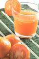 Jus wortel dan tomat merah