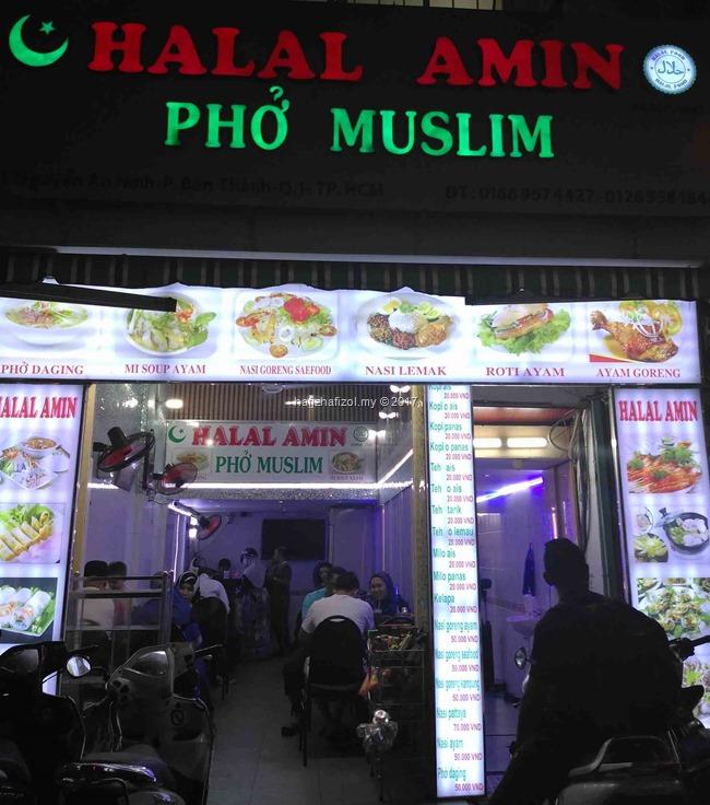 halal amin vietnam