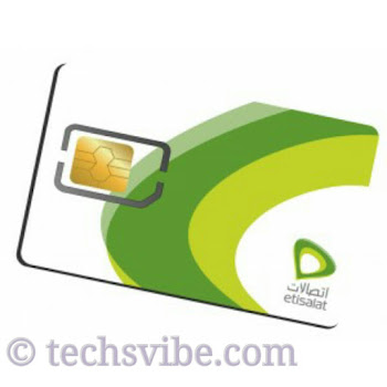 Subscribe for Etisalat Monthly Chat Pak Plan at N400  25255BUNSET 25255D