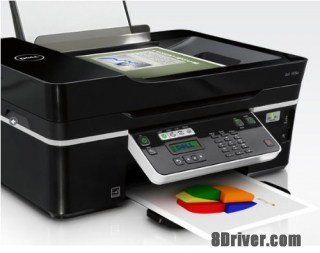 download Dell V515w printer's driver