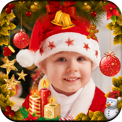 Christmas Picture Frames Icon