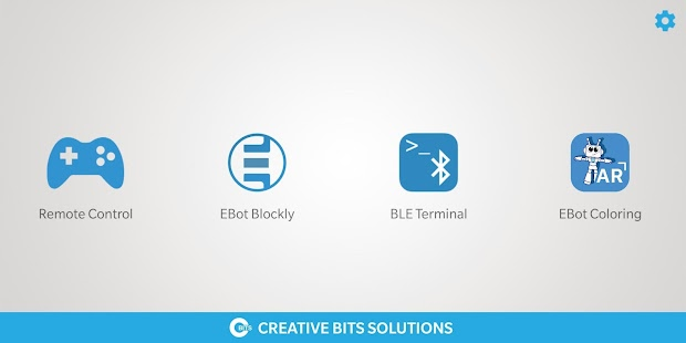 Ebot Blockly- screenshot thumbnail