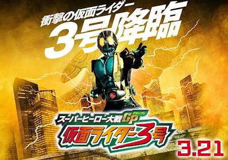 Super Hero Taisen GP Kamen Rider 3Gou