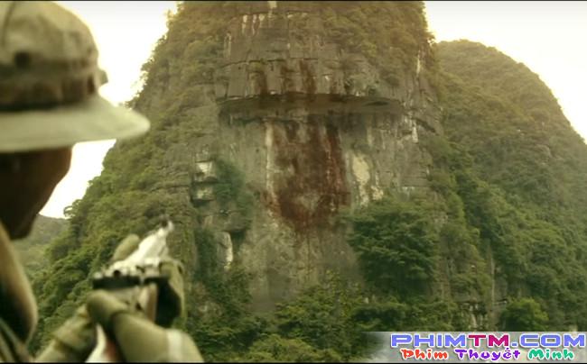 Cảnh sắc tuyệt đẹp của Việt Nam tiếp tục được khai thác trong clip mới của Kong: Skull Island - Ảnh 5.