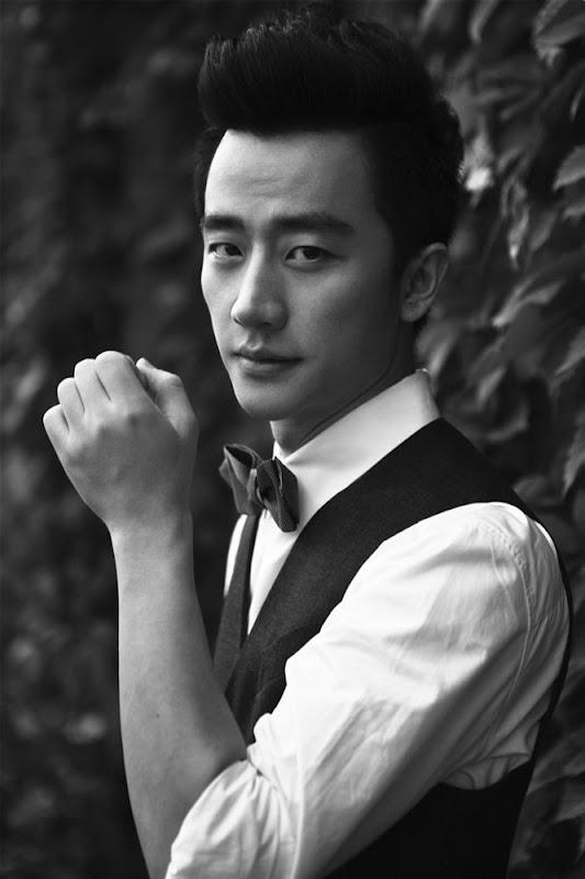 Huang Xuan China Actor