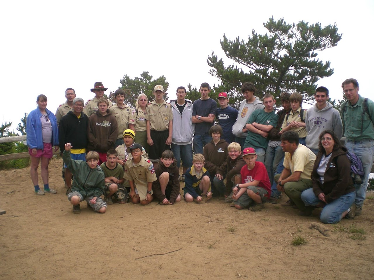 Camp Meriwether 2008 - 2008%7E08%7E10 Camp Meriwether 61.JPG