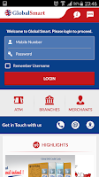 Screenshot of Global Smart