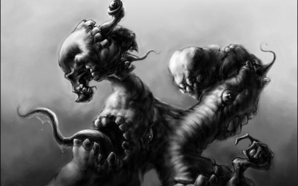 Shoggoth, Evil Creatures 2
