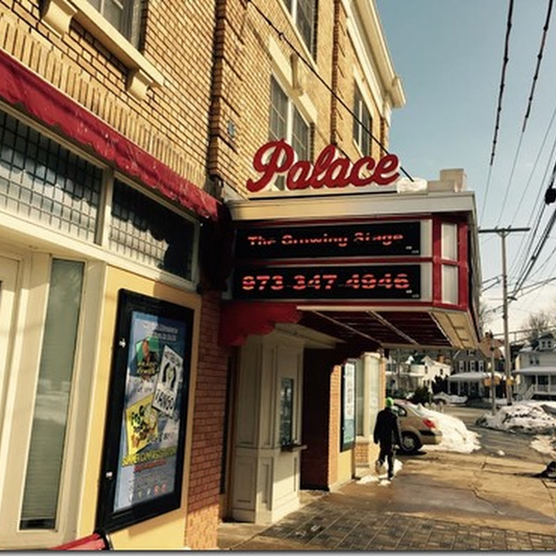 New Jersey Footlights: August 2015