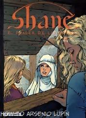 Shane 05 - El placer de las hienas-00