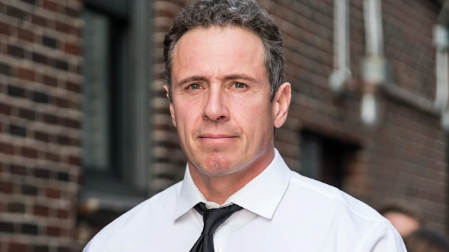 OPINION: The Media Don't Care That Chris Cuomo's Wife Was In Jeffrey Epstein's 'Little Black Book'