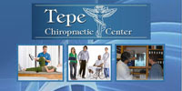 Chiropractor In Pittsburgh PA Tepe Chiropractic Center Logo