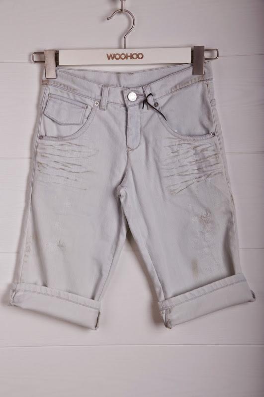 Roberto Cavalli  lühikesed teksapüksid