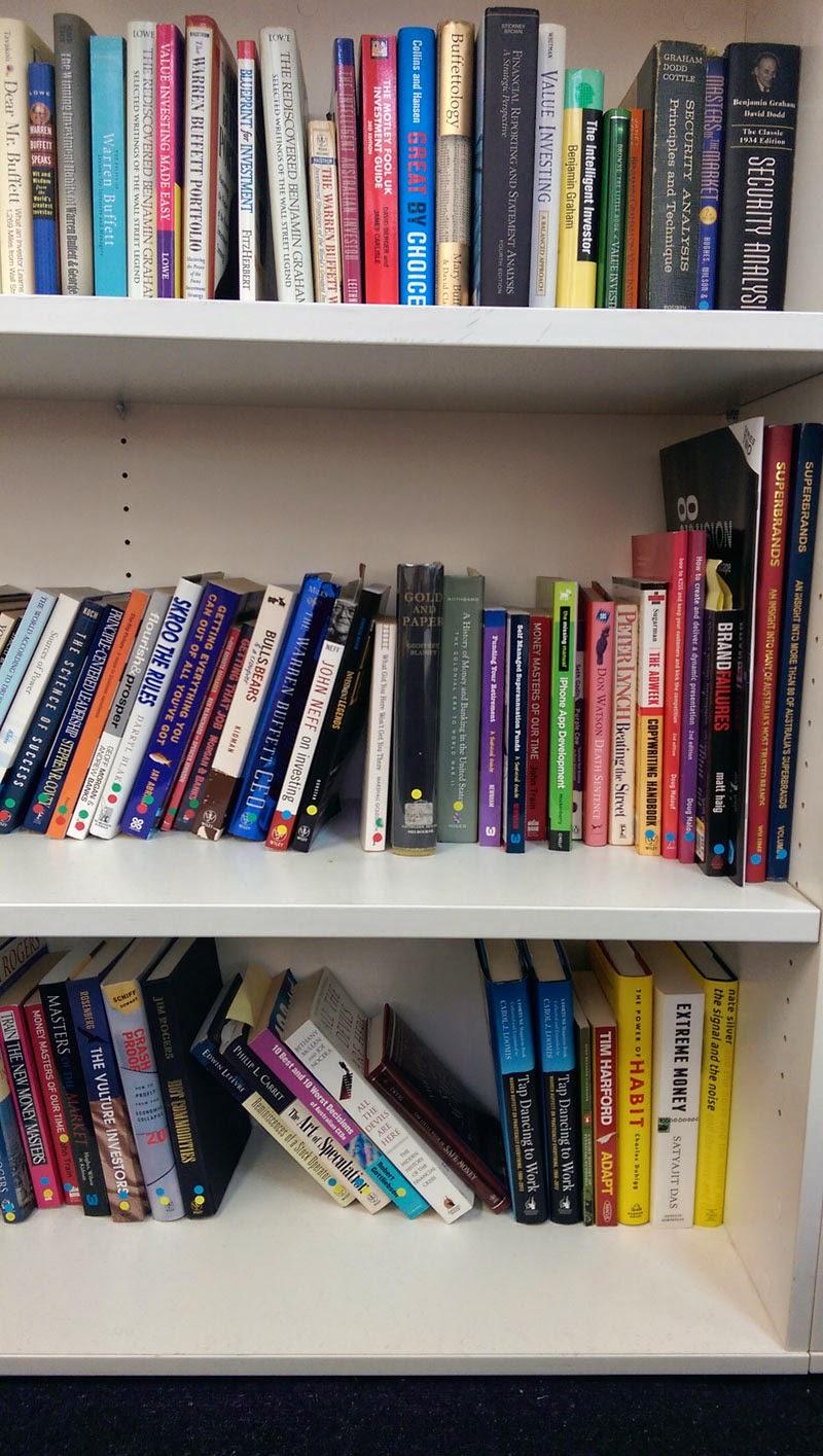 Bookshelf day 3