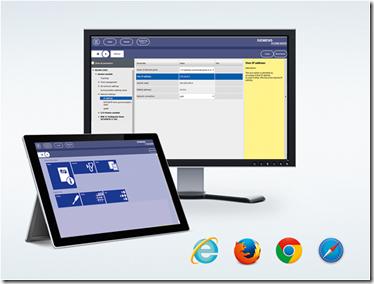 SICAM WEB - RTU Configuration