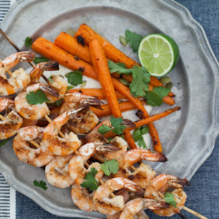 Tequila Lime BBQ Shrimp
