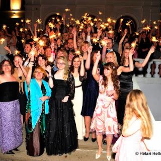 Aastavahetuse pidulik vastuvõtt 2011 Puurmanis