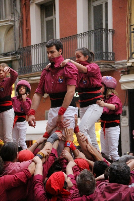 Actuació 20è Aniversari Castellers de Lleida Paeria 11-04-15 - IMG_9021.jpg