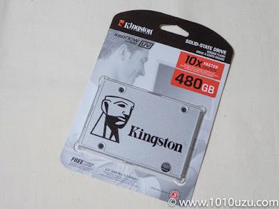 Kingston SSD UV400 480GB