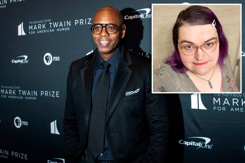 Netflix trans employee who criticized Dave Chapelle suspended for crashing executive meeting