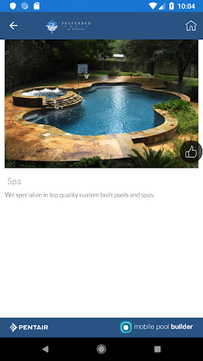 Preferred Pools Of Houston Screenshots 2