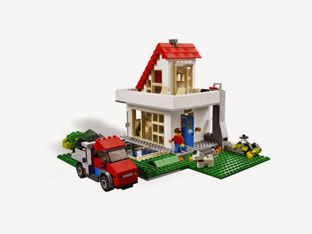 5771 レゴ ヒルサイド・ハウス(クリエイター)